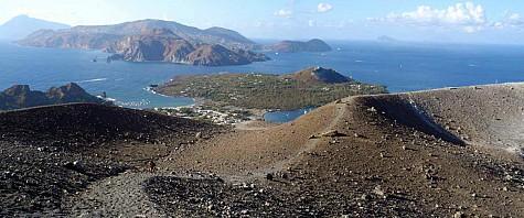 Viaggi alle isole eolie, escursioni in sicilia